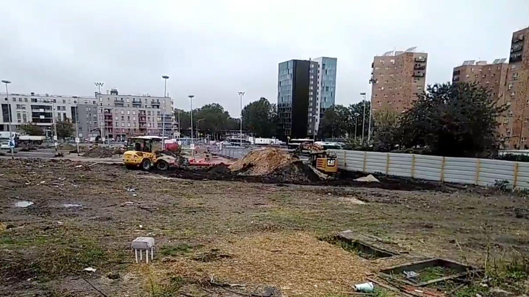 JO Paris 2024: la construction de la piscine d'Aubervilliers suspendue par la justice