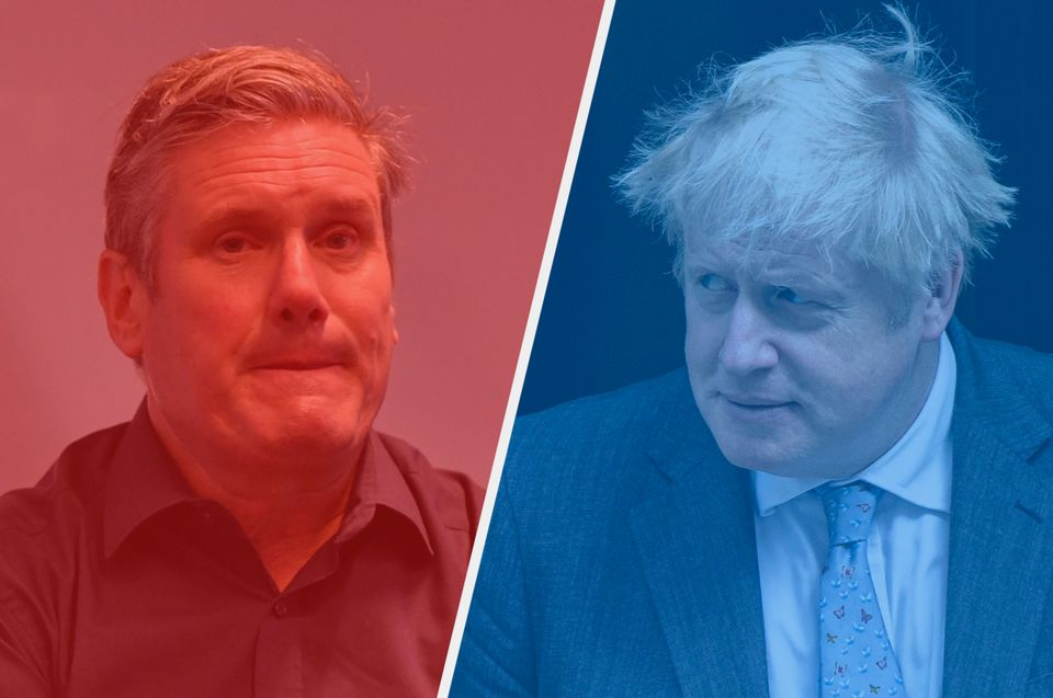 Labour leader Keir Starmer and Prime Minister Boris Johnson will both make speeches at the end of their...