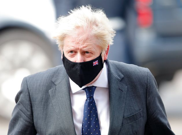 Boris Johnson 'Frustrated' At Lack Of Action On Climate Change By Rich