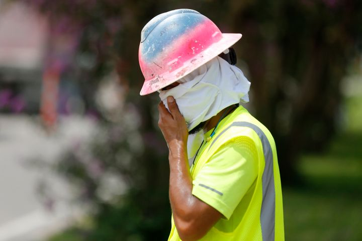 The heat standard from OSHA would apply to both indoor and outdoor workplaces.