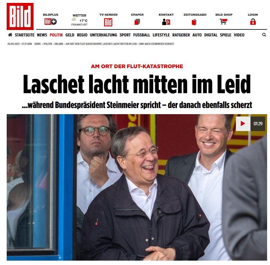 Mi-juillet, alors que l'Allemagne pleurait encore les dizaines de victimes des tragiques inondations,...