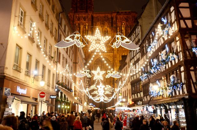 Marche de Noël de Strasbourg,