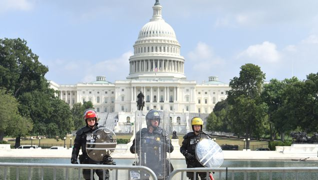 Federal Officer Arrested At Capitol Rally With Gun Won't Be Charged.jpg