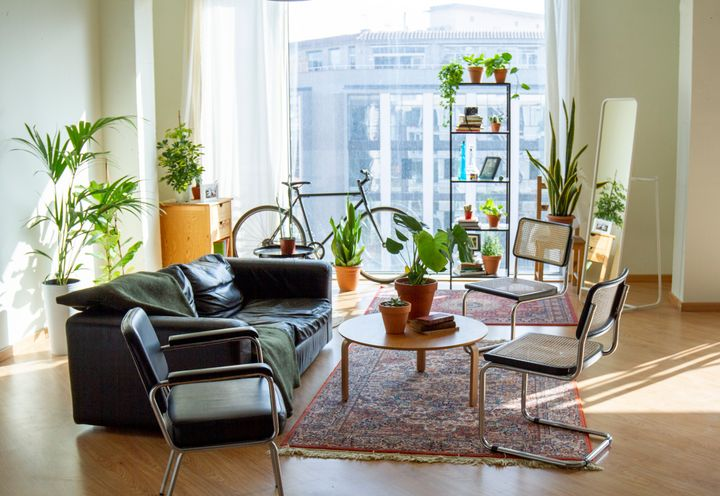 Ένα ήρεμο διαμέρισμα στη Βαρκελώνη