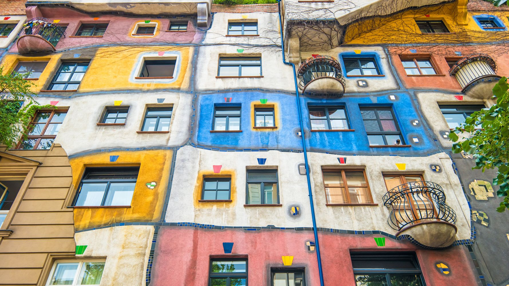 The 24 European Cities With The Most Pinterest-Worthy Homes