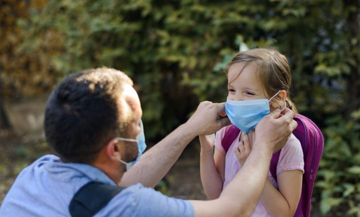 """In high-conflict divorces -- or if parents have fiercely argued about safety precautions throughout the pandemic -- experts caution against attempting to """"convince"""" an ex to vaccinate a child."""