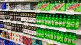 Miami Beach, Publix, grocery store soda aisle. (Photo by: Jeffrey Greenberg/Education Images/Universal Images Group via Getty Images)