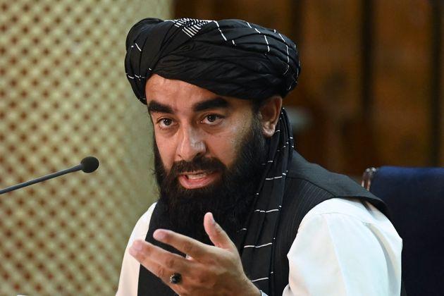 Taliban spokesman Zabihullah