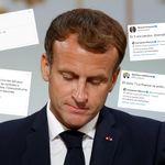 Ce tweet de Macron sur le péril climatique se retourne contre