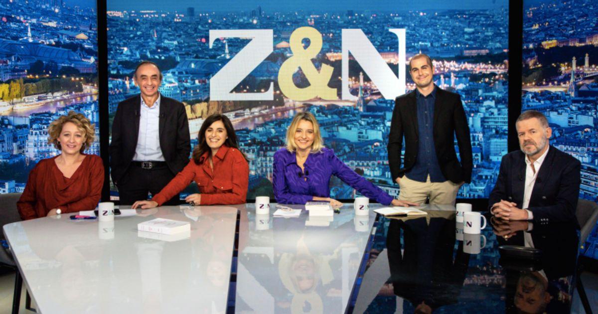 """Paris Première déprogramme l'émission """"Zemmour & Naulleau"""""""