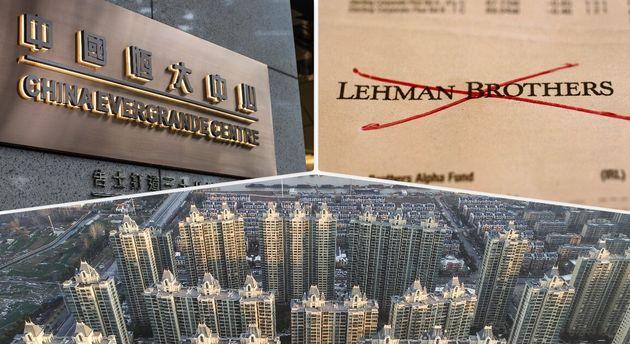 Evergrande sarà un duro colpo per la Cina ma non è la nuova Lehman