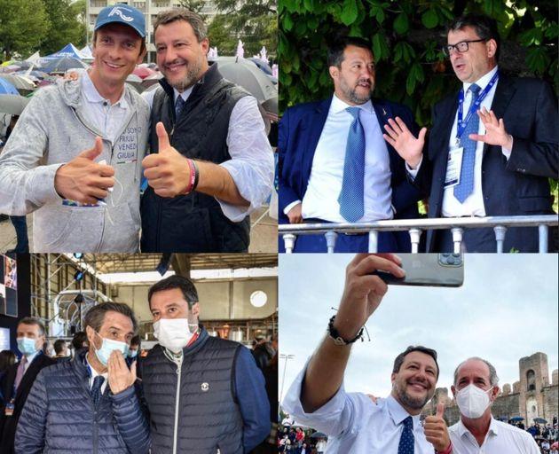 A Montecitorio si spacca la Lega. I salviniani ortodossi non votano la fiducia
