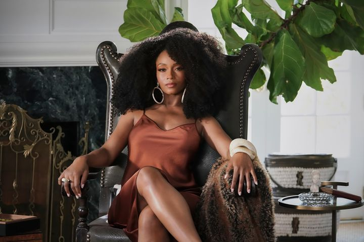 """Yaya DaCosta in """"Our Kind of People."""""""