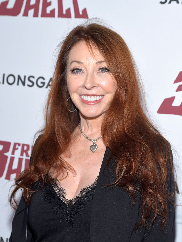 Cassandra Peterson at a screening in 2019.