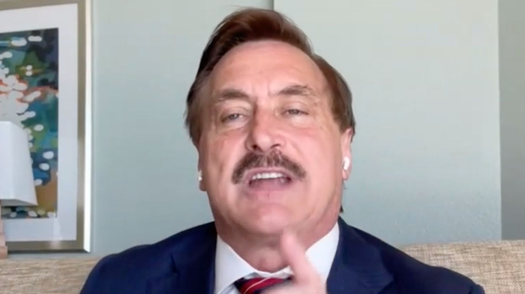MyPillow Guy Mocked For A New Trump Prediction... And It's A Real Turkey