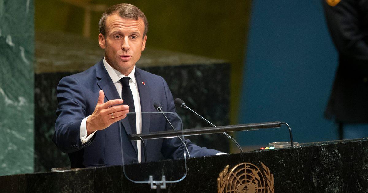 L'Élysée dément proposer d'abandonner le siège de la France à l'ONU