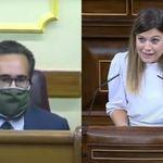 La diputada del PSOE a la que Vox llamó