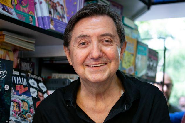 Federico Jiménez Losantos, en el año