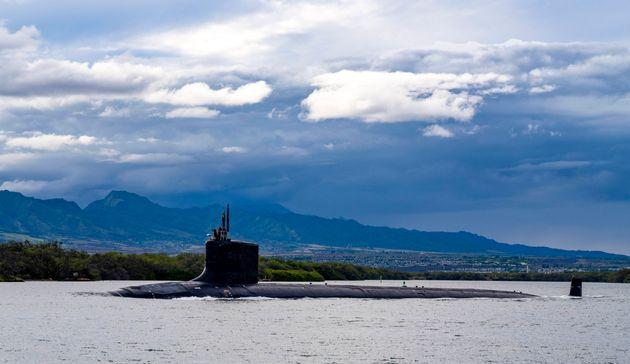 El 'USS Missouri', uno de los submarinos nucleares de EEUU, como los que ahora tendrá