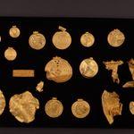 Ανακαλύφθηκε μεγάλος θησαυρός αρχαίου πολεμάρχου στη