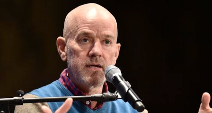 """Former R.E.M. frontman Michael Stipe: """"I'm really happy that we have the legacy of 32 years of work."""""""