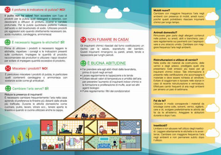 Infografica realizzata dall'Istituto Superiore di Sanità e l'Istituto superiore per la protezione e la ricerca ambientale