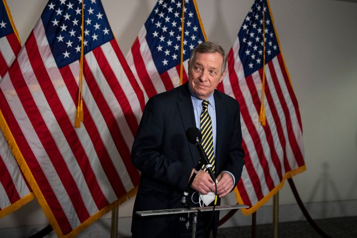 Sen. Dick Durbin (D-Ill.), chairman of the Senate Judiciary Committee, is aiming to introduce a bipartisan bill this fall to reauthorize the Violence Against Women Act.