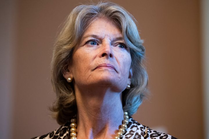 Republican Sen. Lisa Murkowski is playing a key role in helping to craft legislation to reauthorize the Violence Against Women Act.