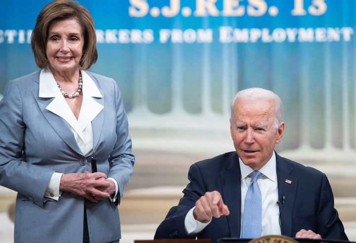 An intra-party showdown is putting Joe Biden's reputation as a master negotiator to the test once more.