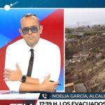 El enfrentamiento entre Risto y la alcaldesa de un municipio afectado por la erupción en La
