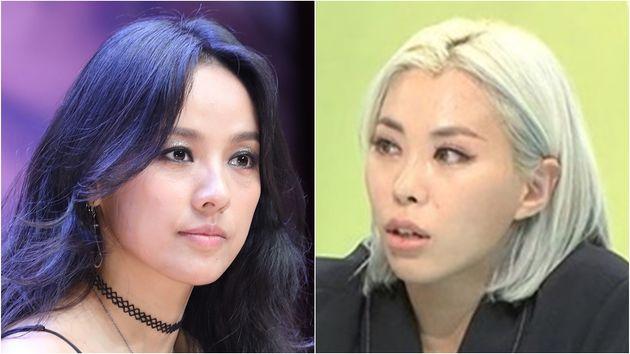 가수 이효리/댄서
