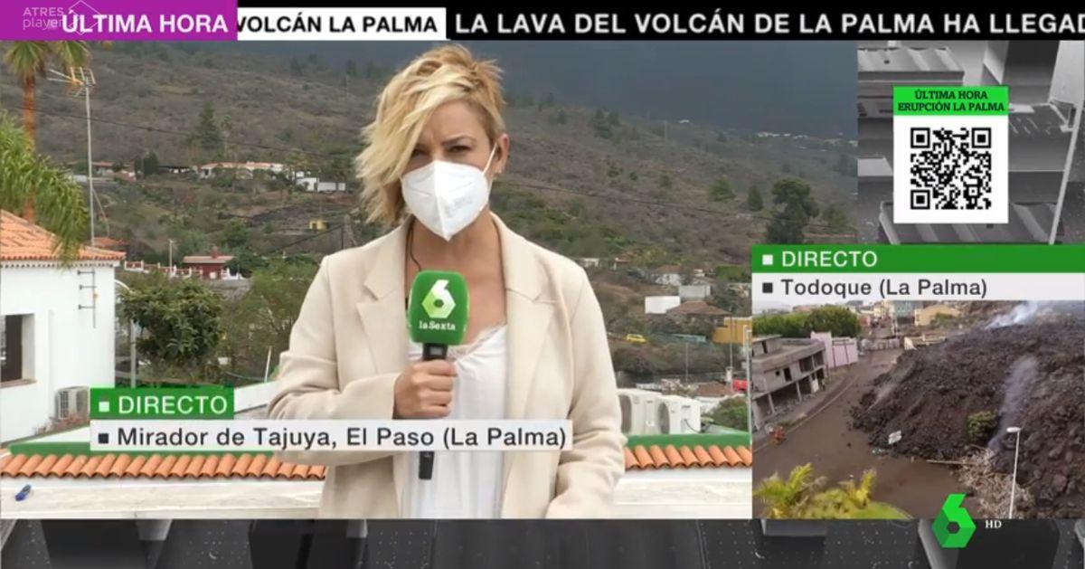 Cristina Pardo hace lo mismo que TVE y en Twitter tampoco se lo perdonan