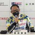 トヨタ社長、自民党総裁選にレーシングスーツ姿で注文したことは?今の日本は「真面目に働いている国民や企業が報われない」