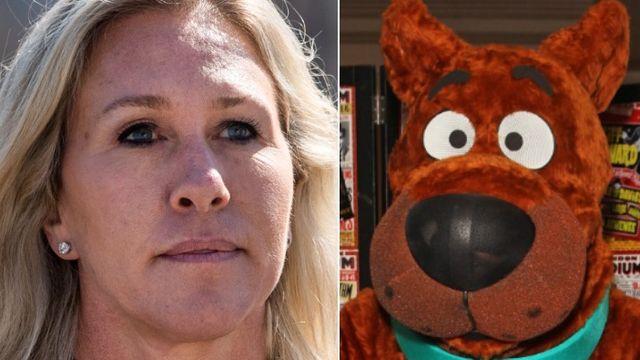 Ruh-Roh! GOP Rep. Marjorie Taylor Greene's 'Scooby-Doo' Stunt Did Not Go Well.jpg