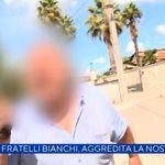 Il padre dei fratelli Bianchi picchia cameraman de 'La Vita in Diretta': prognosi di 3