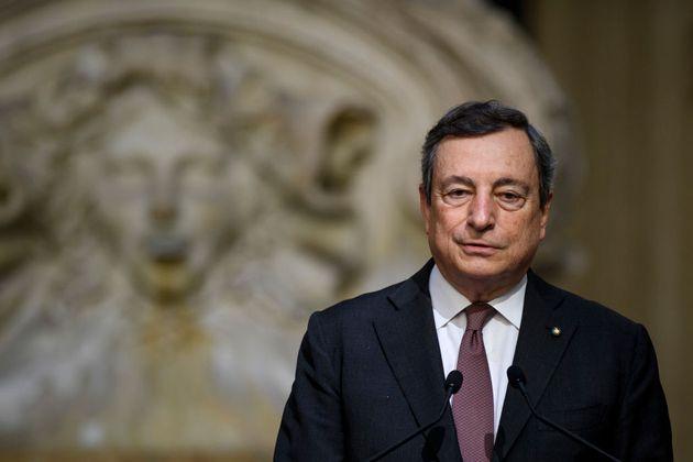 Draghi, fenomenologia di un