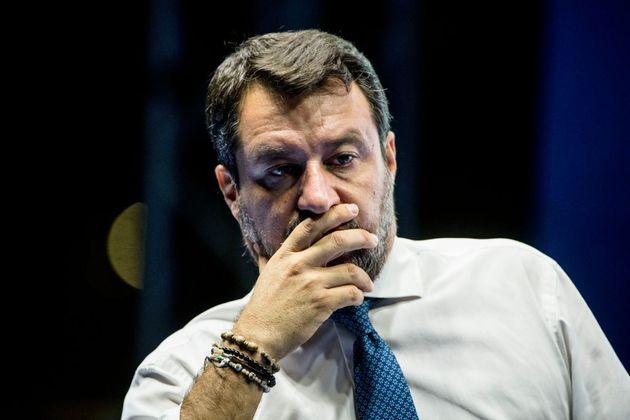 Matteo Salvini, un passato di grande