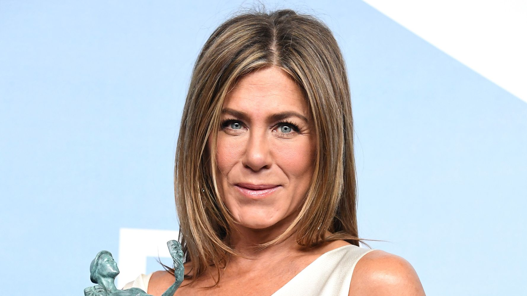 Jennifer Aniston Heard The Rumor About Dating David Schwimmer In The Most 'Friends' Way