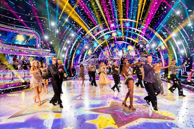 Strictly Come Dancing Week 1 Song And Dance Choices