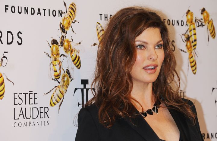 Linda Evangelista at a June 2015 event in New York, before she began what she called a five-year exile from public life.