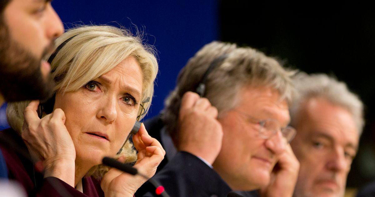 Le Pen vole au secours de son directeur de campagne épinglé dans une enquête du Monde