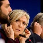 Le Pen vole au secours de son directeur de campagne épinglé dans une enquête du