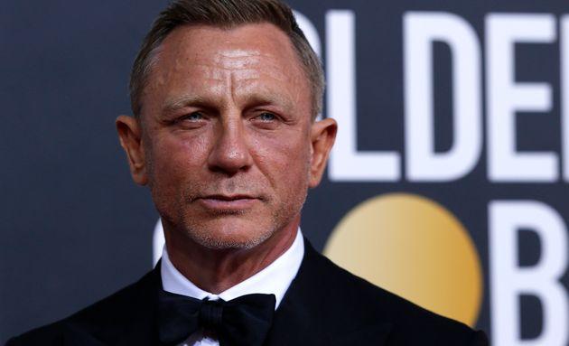Daniel Craig, ici sur le tapis rouge des Golden Globe Awards, au mois de janvier