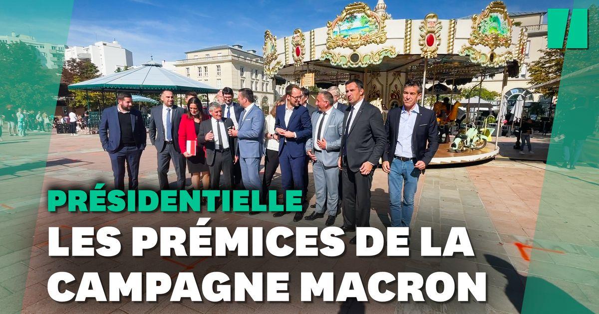 Macron pas encore candidat, ces élus locaux lancent leur comité de soutien sans LREM