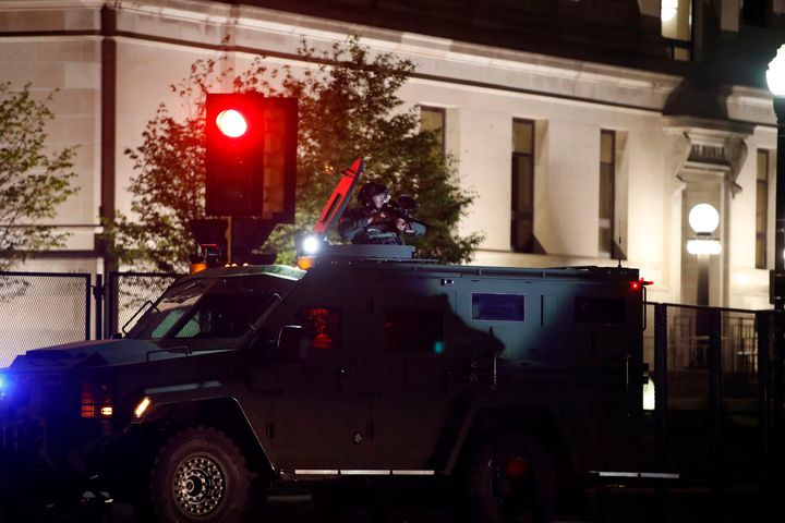 House Votes Down Amendment To Limit Transfer Of Military Equipment To Police