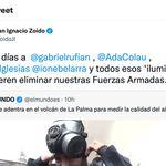 Zoido se mete con Iglesias y con Rufián y ambos suman más de 12.000 'me gusta' con la