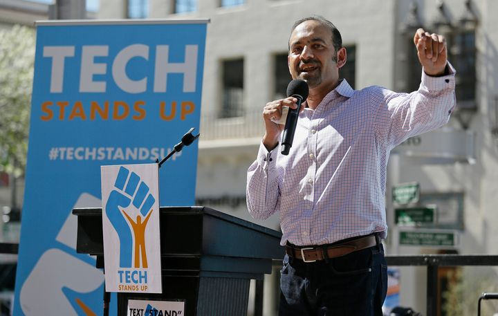Dilawar Syed has received strong support from a number of faith and civil rights organizations, which have hit back on the GOP charges that he's anti-Israel.