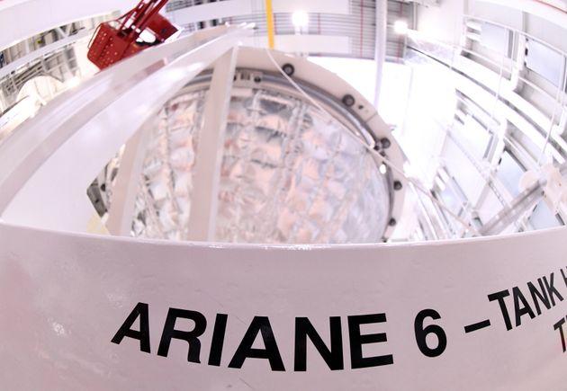 Arianegroup va supprimer jusqu'à 600 emplois en France et en Allemagne (Le site de construction...