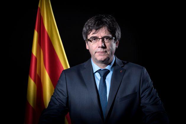 Carles Puigdemont, detenido en Cerdeña por la orden de búsqueda y captura del Tribunal