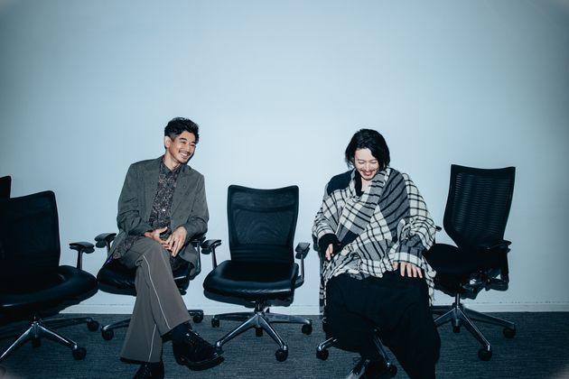 オダギリジョーと永山瑛太の「否定もエネルギーに」する仕事論。NHKの異色の警察ドラマで初共演